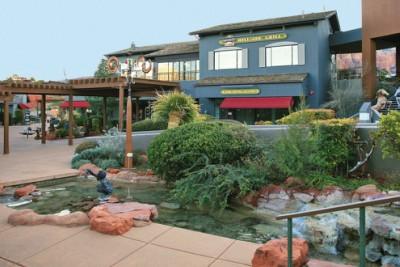 Hillside Sedona Shops & Restaurants