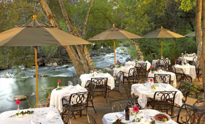 L`Auberge Restaurant on Oak Creek
