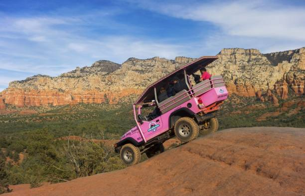 Pink Jeep Tour Discount